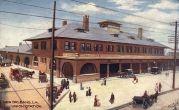 Louis Sullivan designed Union Station